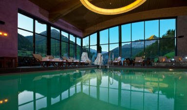 pool wellnesshotel ötztal