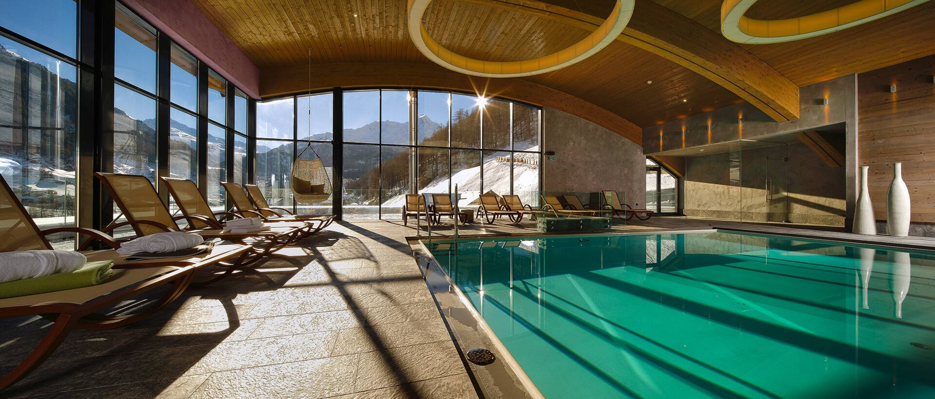 pool wellnesshotel sölden