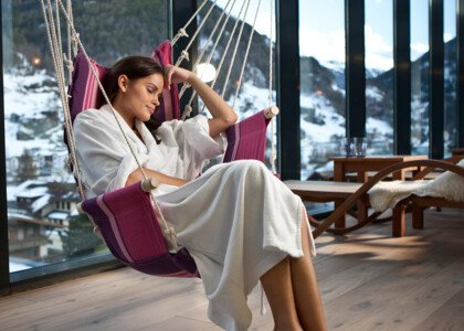 relaxation room design hotel tyrol