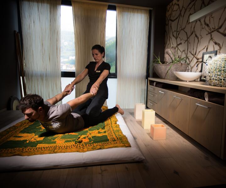 thai massage wellness hotel ötztal