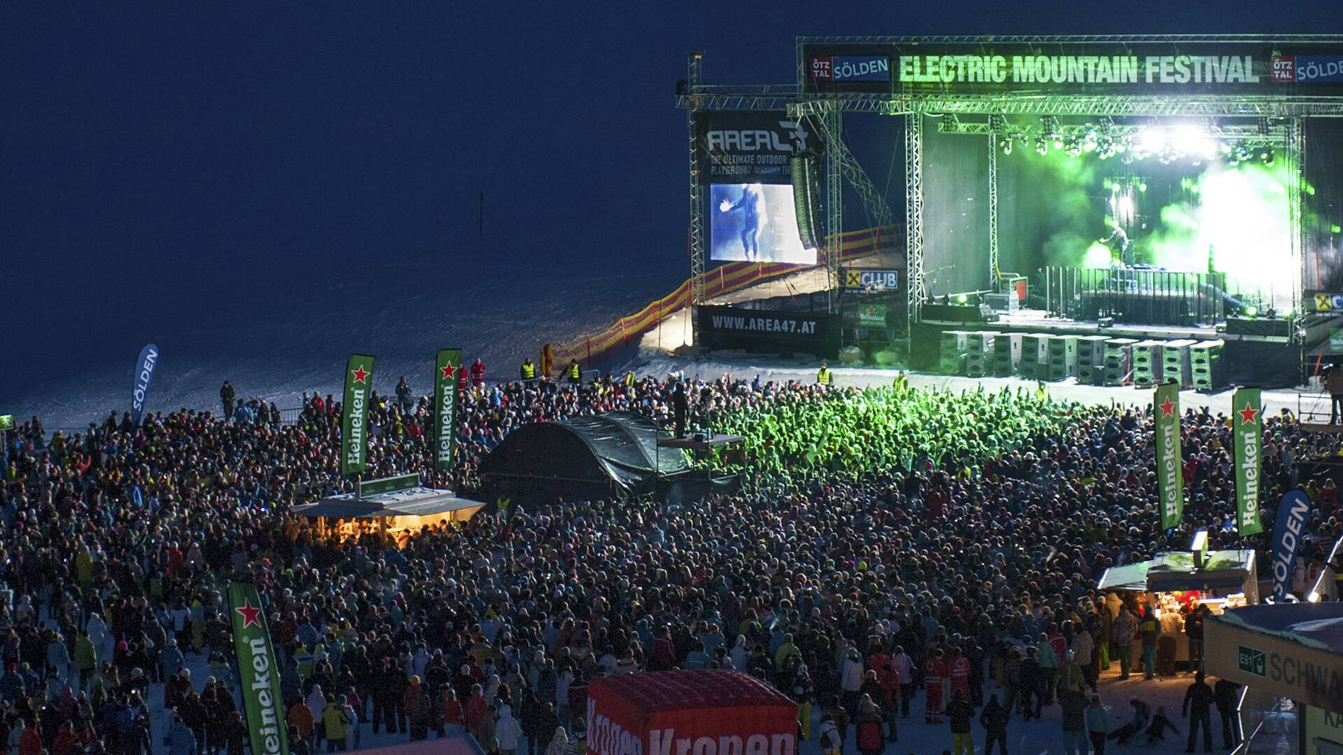 electric mountain festival hotel sölden