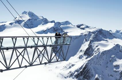glacier adventure active holiday sölden